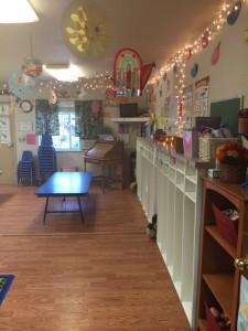 Babyroom Entrance