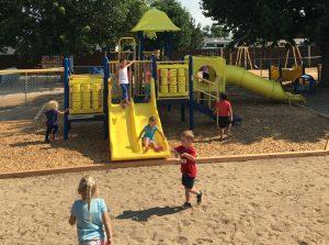 discoveries playground pre k