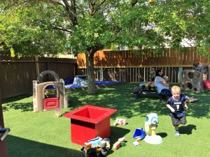 Baby toddler playground 1
