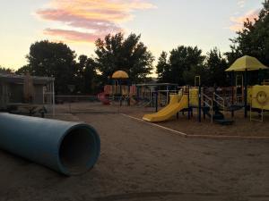 Discoveries preschool sparks playground 1
