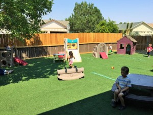 Two's and Three's playground